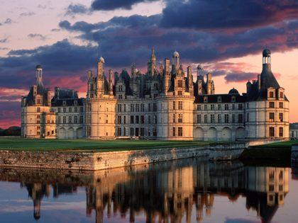 Castillo Chambord - Francia