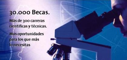 Nueva inscripcion Becas Bicentenario