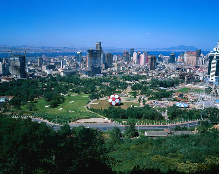 Una delegación de la ciudad china de Dalian se reunió con autoridades de la UNS